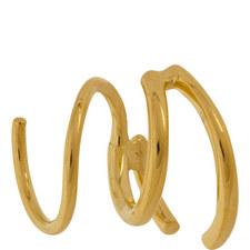Bell Twirl Earring