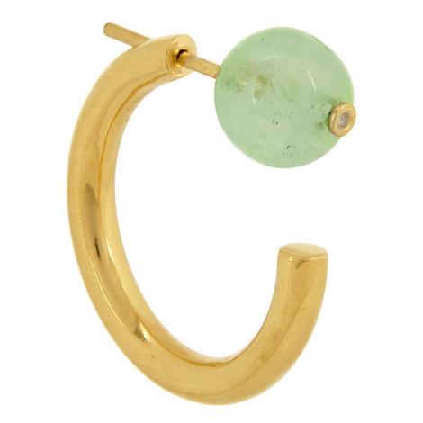 Elly Quartz Earring, ${color}