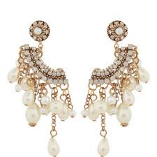 Mykonos Pearl Drop Earrings