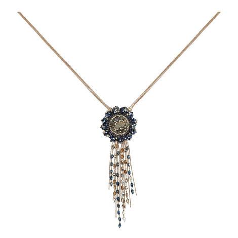 Helios Pendant Necklace, ${color}