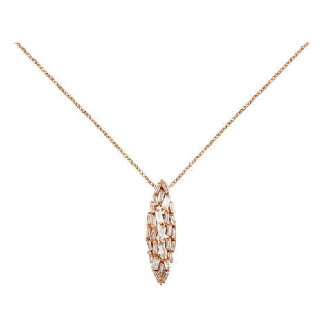 Hestia Marquise Pendant Necklace, ${color}