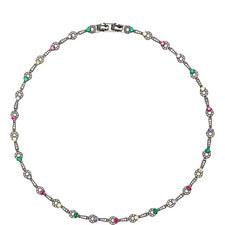 Monte Carlo Small Necklace