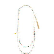 Long Multi Necklace
