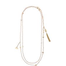 Quartz Longline Necklace