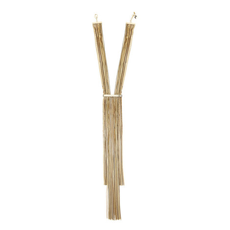 Cattiva Fringe Necklace, ${color}