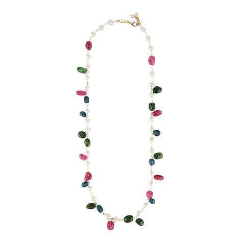 Kiwi Longline Necklace, ${color}
