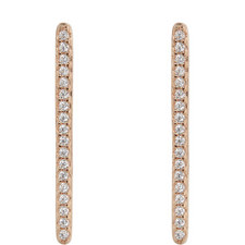 Matchstick Stud Earrings