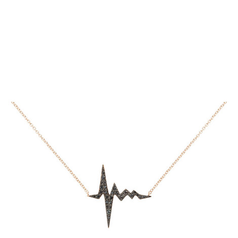 Heartbeat Necklace, ${color}