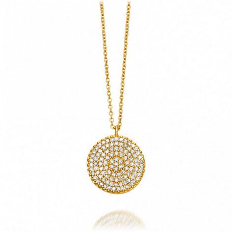 Icon Diamond Pendant Necklace, ${color}