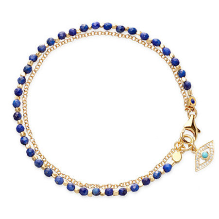 Biography Evil Eye Bracelet, ${color}