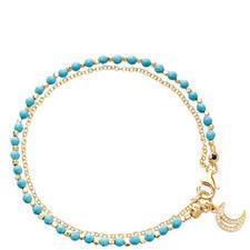 Biography Moon Bracelet