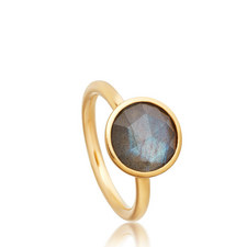 Stilla Labradorite Ring