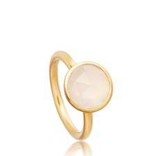 Stilla Moonstone Ring
