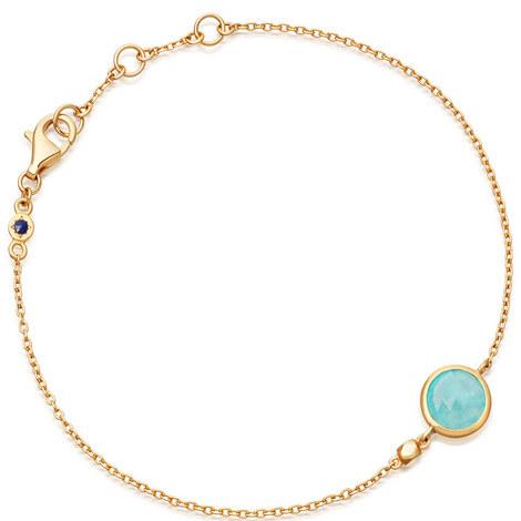 Stilla Amazonite Bracelet, ${color}