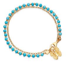 Biography Butterfly Bracelet