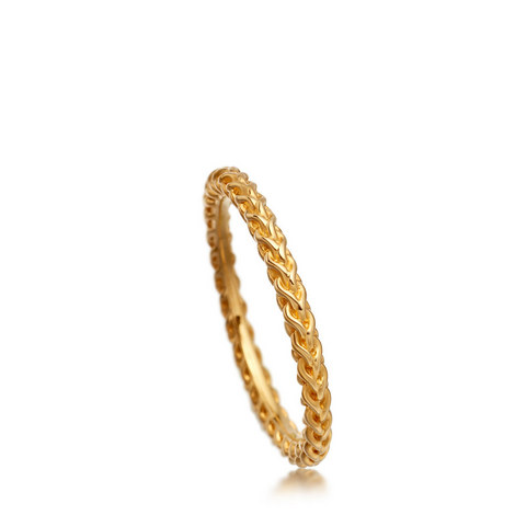 Spiga Vermeil Ring, ${color}