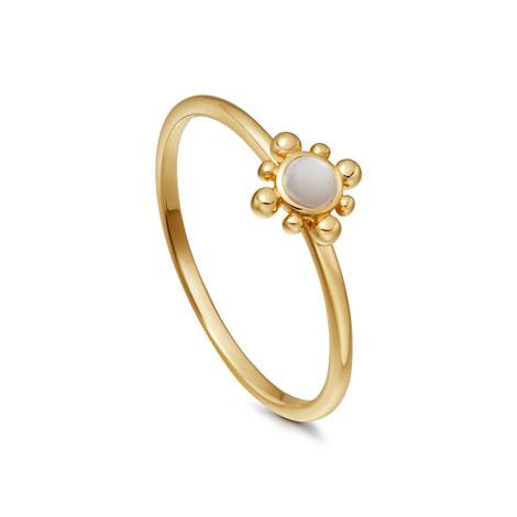 Mini Floris Pearl Ring, ${color}