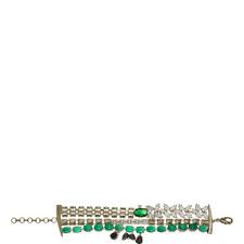 Multi-Strand Crystal Bracelet