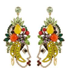 Nina Tropical Earrings