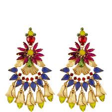Giana Chandelier Earrings