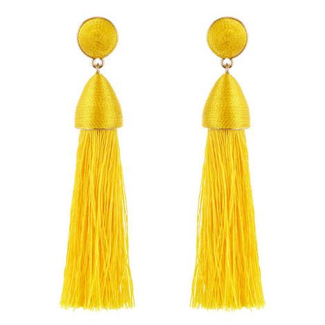 Rosabella Tassel Earrings, ${color}