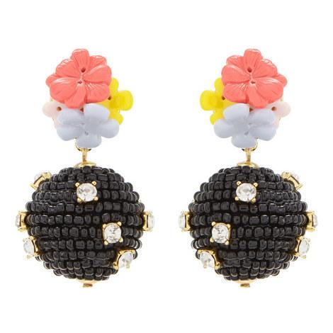 Cateline Drop Earrings, ${color}
