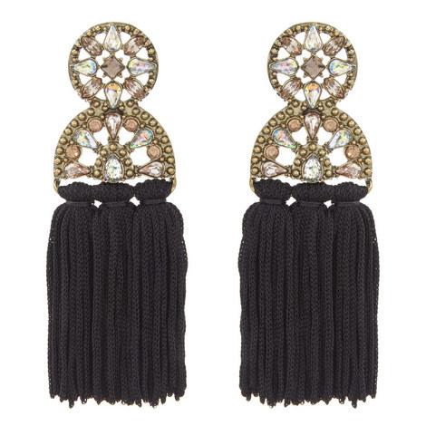 Pisa Tassel Earrings, ${color}