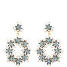 Swan Queen Earrings
