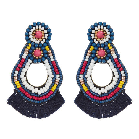 Sophina Drop Earrings, ${color}