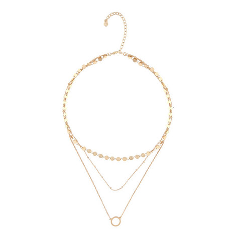 Adrielle Layer Necklace , ${color}