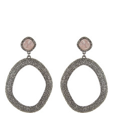 Evamarie Hoop Earrings