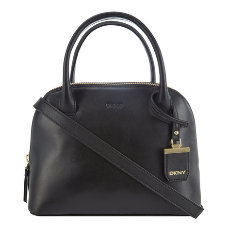 Vachetta Leather Satchel Small, ${color}