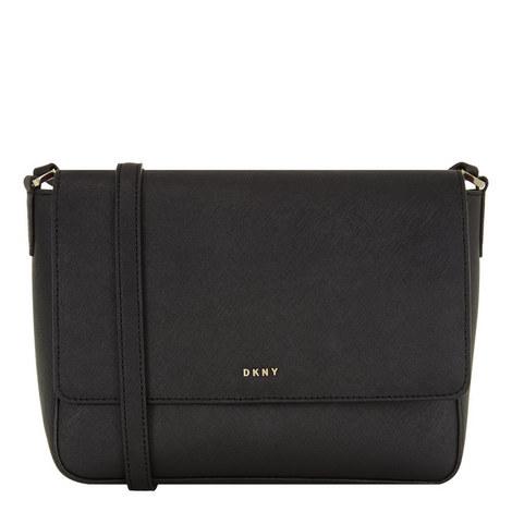 Bryant Park Saffiano Crossbody Bag, ${color}