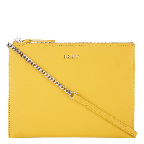 Bryant Park Flat Crossbody Bag, ${color}