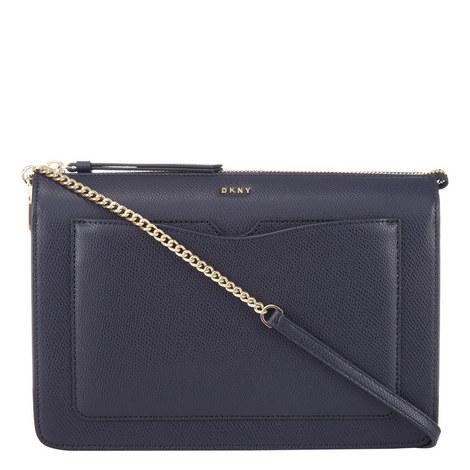 Bryant Park Top Zip Crossbody Bag, ${color}