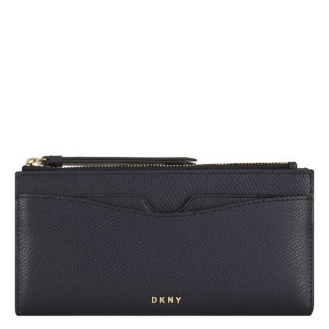 Bryant Park Slim Embossed Wallet, ${color}