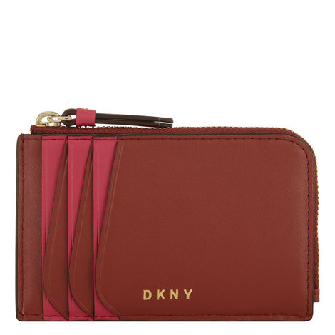 Greenwich Zipped Card Holder, ${color}