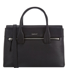 Tribeca Soft Leather Satchel