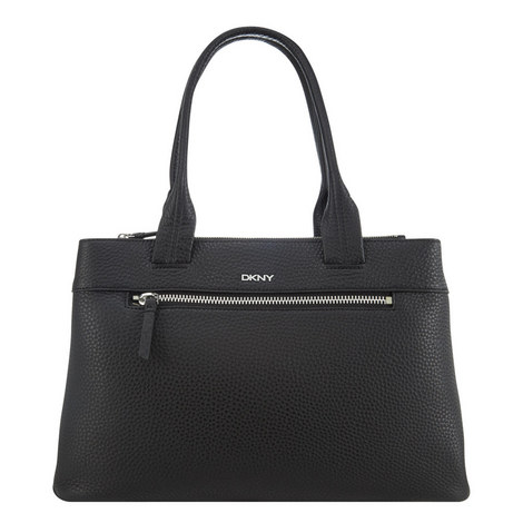 Tribeca Soft Leather Shopper, ${color}