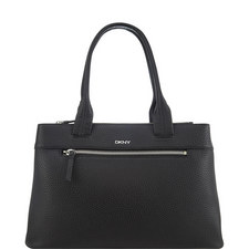 Tribeca Soft Leather Shopper