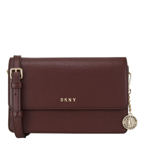 Sutton Flap Crossbody Bag Small, ${color}