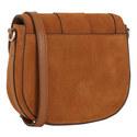 Plaque Saddle Bag Small, ${color}