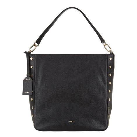 Chelsea Studded Hobo Bag, ${color}