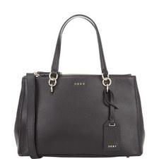 Chelsea Double Zip Shopper Bag