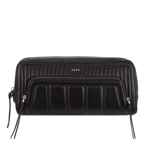 Gansevoort Quilted Clutch, ${color}