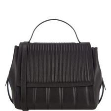 Gansevoort Quilted Top Handle Bag