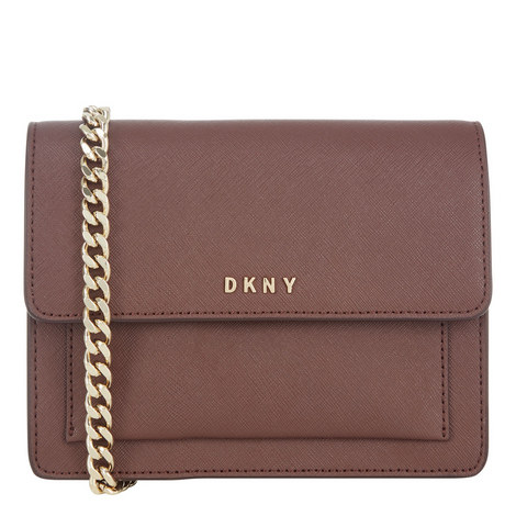 Bryant Park Leather Crossbody Mini, ${color}