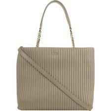 Gansevoort Pinstripe Shopper Bag