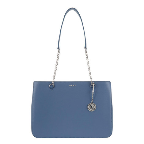 Sutton Textured Leather Shopper, ${color}