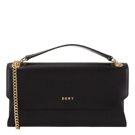 Sutton Envelope Clutch Bag, ${color}